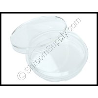 Disposable Stackable Petri Dishes 100mm x 15mm - Sterile - 10/PK