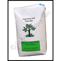 Organic Ultra-Fine Powdered Gypsum 50 lb. Bag