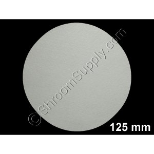 Synthetic Filter Disc - 125 mm