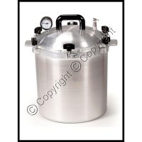 All American Model #1925X Non-Electric 25 Qt. Sterilizer
