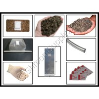 Pasteurized Compost and Substrate for Growing Mushrooms | Shroom Supply