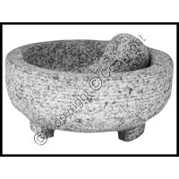 XL Granite Mortar & Pestle (945 ml)