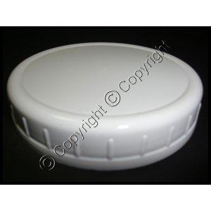 Plastic Jar Lid Widemouth - 90 mm
