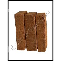 Coconut Coir Brick 3 Pack