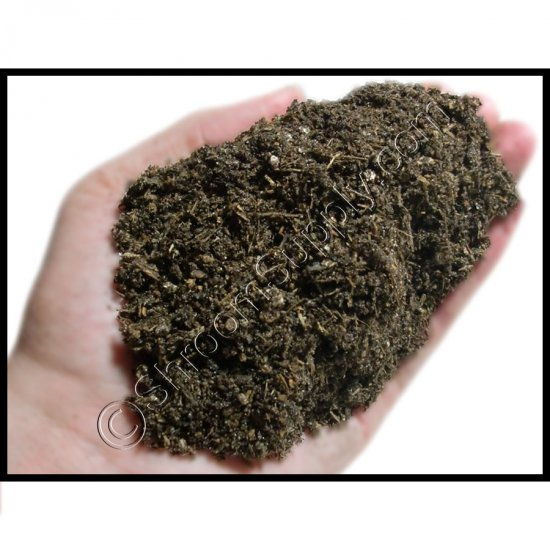 Pasteurized Compost and Substrate for Growing Mushrooms