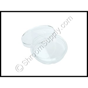 Disposable Stackable Petri Dishes 60mm x 15mm - Sterile - 10/PK