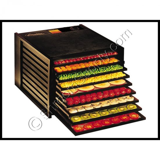 Excalibur Dehydrator - 9 Tray Economy 2900 Series - Click Image to Close