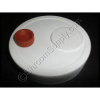 Injectable Spawn Jar Lid - PP5 Regular Mouth - 70 mm
