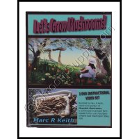 Let's Grow Mushrooms! - DVD Set