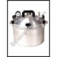All American Model #1915X Non-Electric 15 Qt. Sterilizer