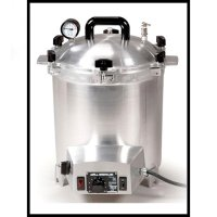 All American Model #50X 25 Qt. Electric Sterilizer