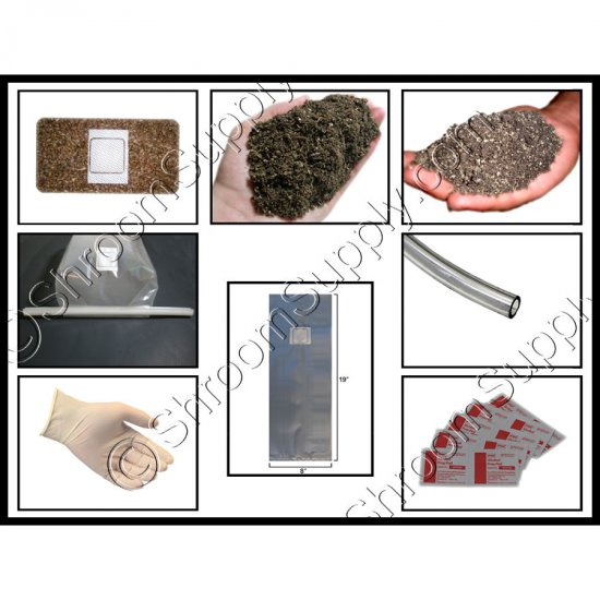 Mushroom Cultivation Kit | Shroom Supply