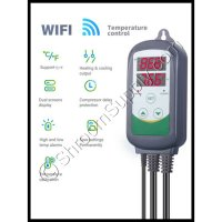 Smart Digital Temperature Controller - Plug-n-Play - WiFi Enabled