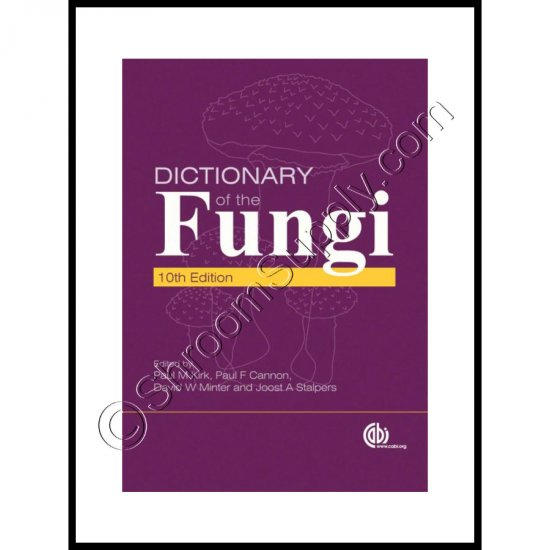 Dictionary of the Fungi - Click Image to Close